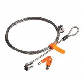 Cable Kensington MicroSaver® Twin Notebook lock K64025F | SAP 24186 (PACK 10 unidades)